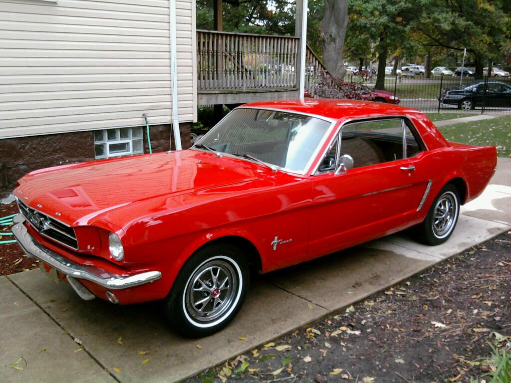 klassick 1965 ford mustang specs photos modification info at cardomain. Black Bedroom Furniture Sets. Home Design Ideas
