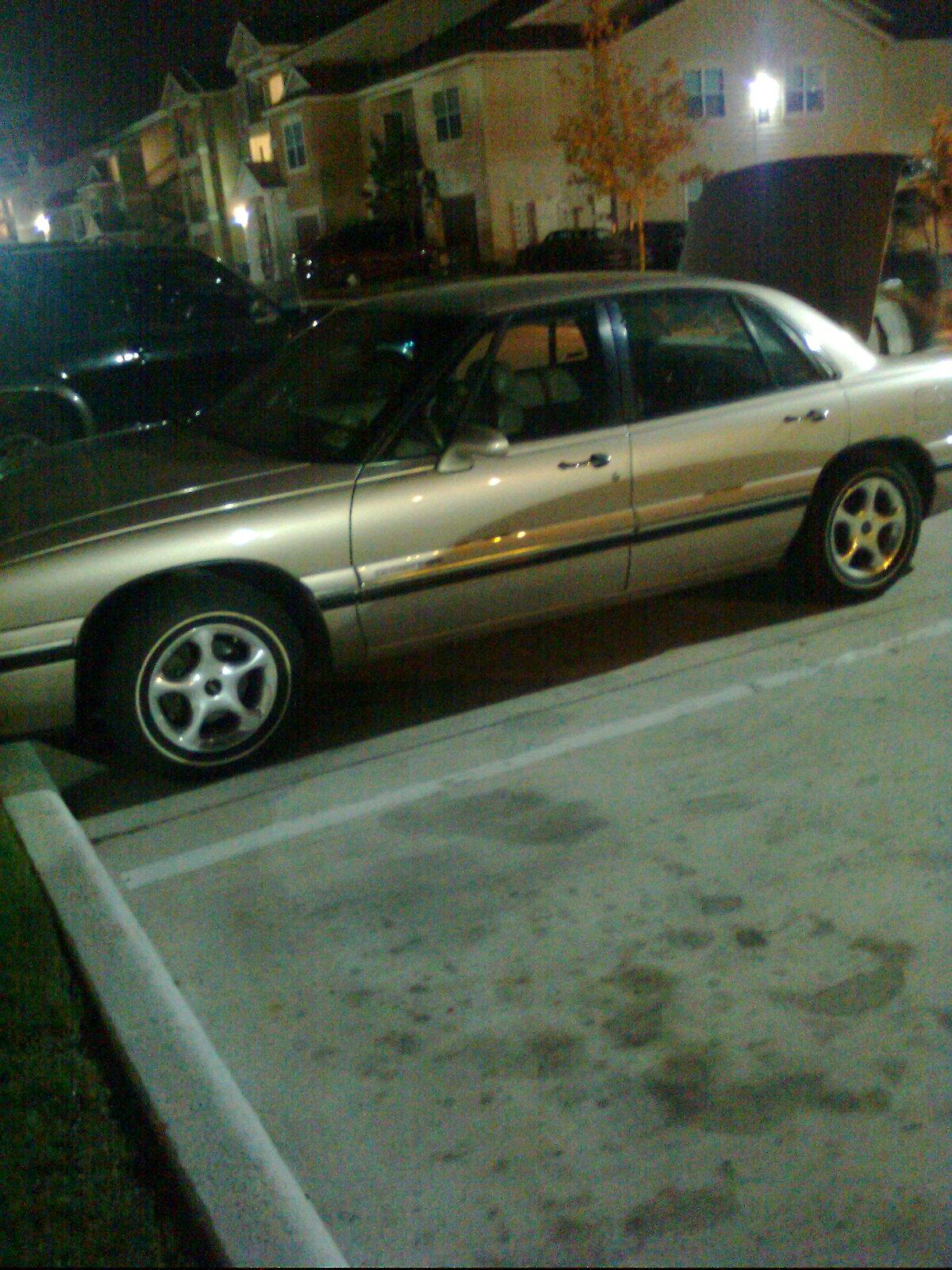 Another yung reck 1999 Buick LeSabre post... - 13867973