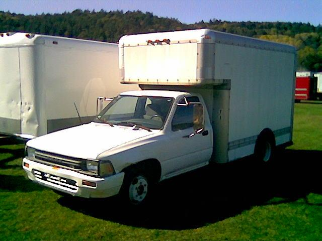 Toyota Box Truck Craigslist Autos Post