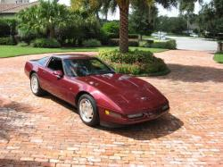 jdpatts 1993 Chevrolet Corvette