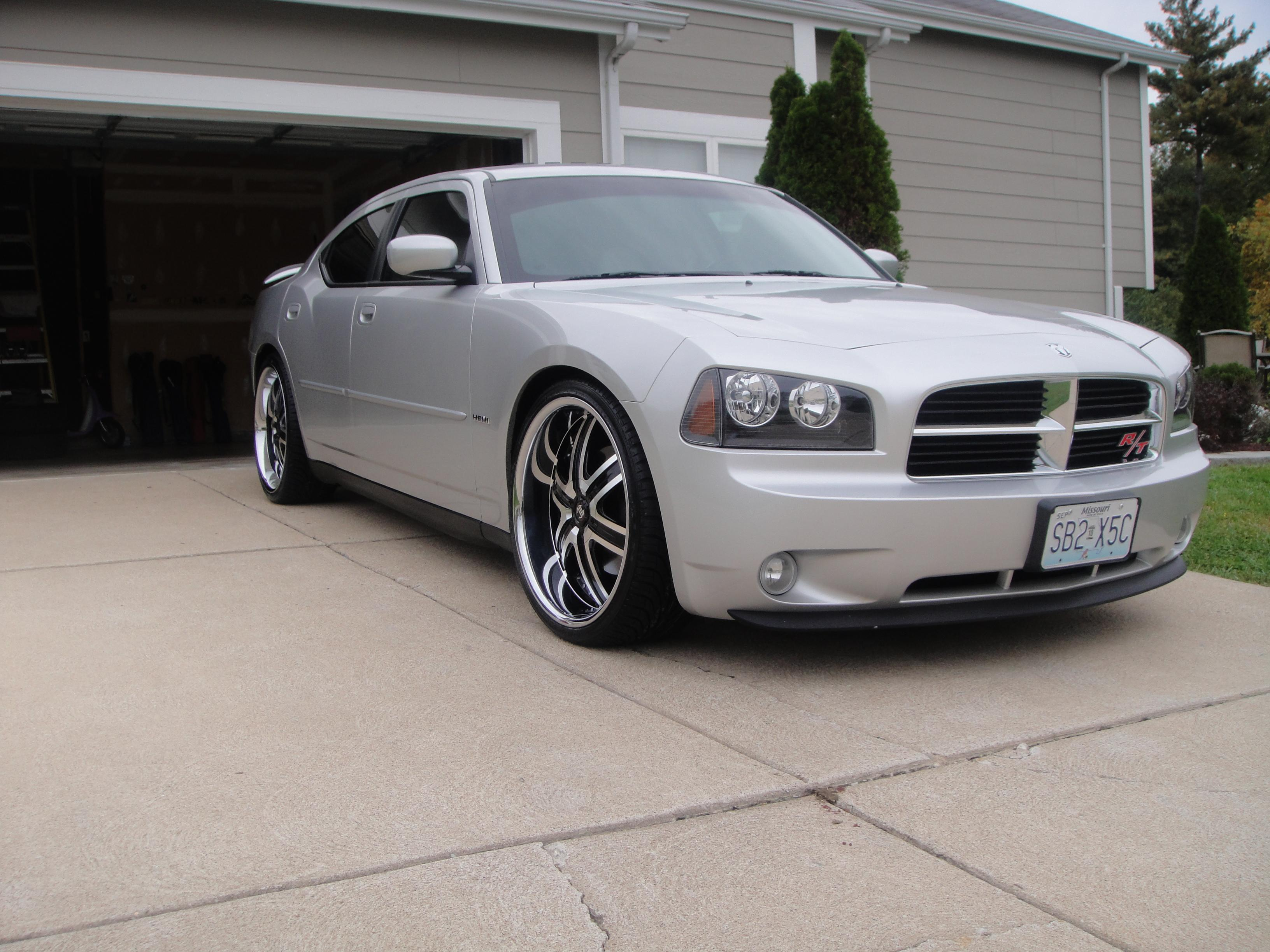 Stl Dropped Rt 2007 Dodge Charger Specs Photos
