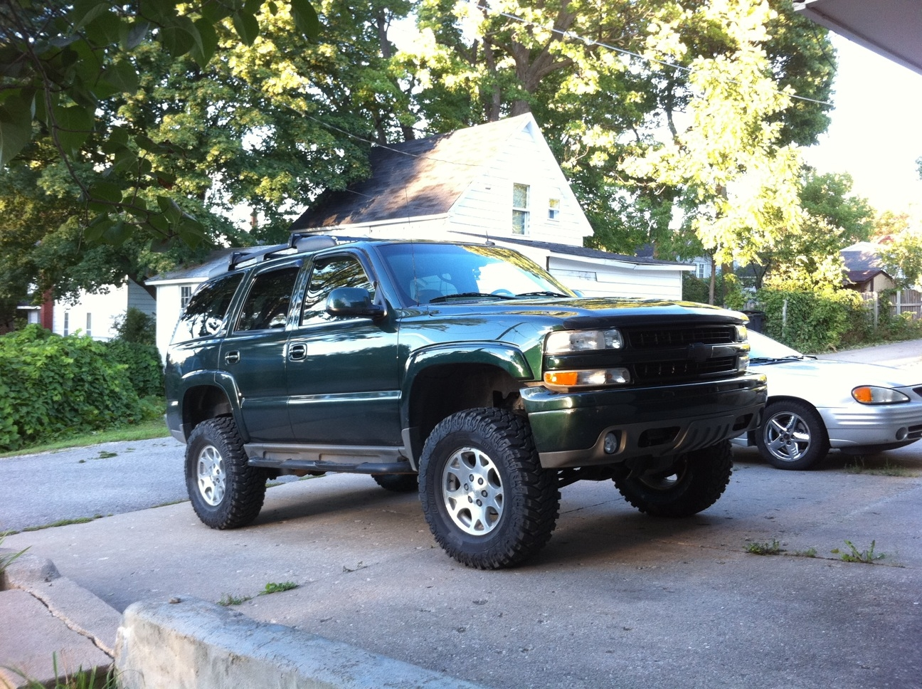 2003 Chevrolet Tahoe Parts and Accessories Automotive