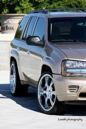 clr23331680s 2005 Chevrolet TrailBlazer
