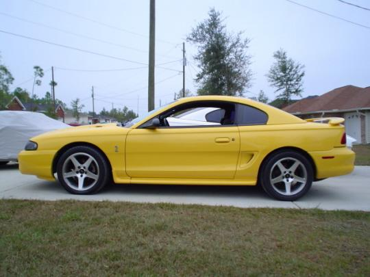 yellowman98 1998 ford mustang specs photos modification. Black Bedroom Furniture Sets. Home Design Ideas