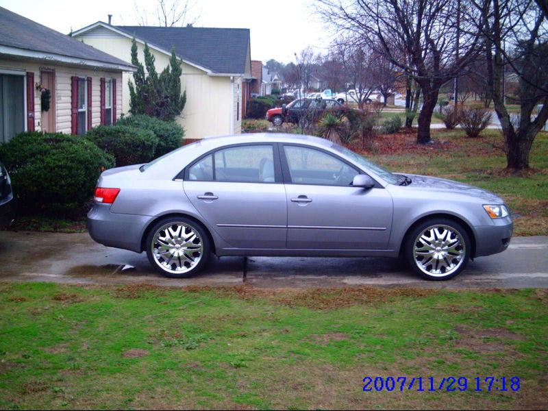 Another mcbrydedanny 2008 Hyundai Sonata post... - 13870817