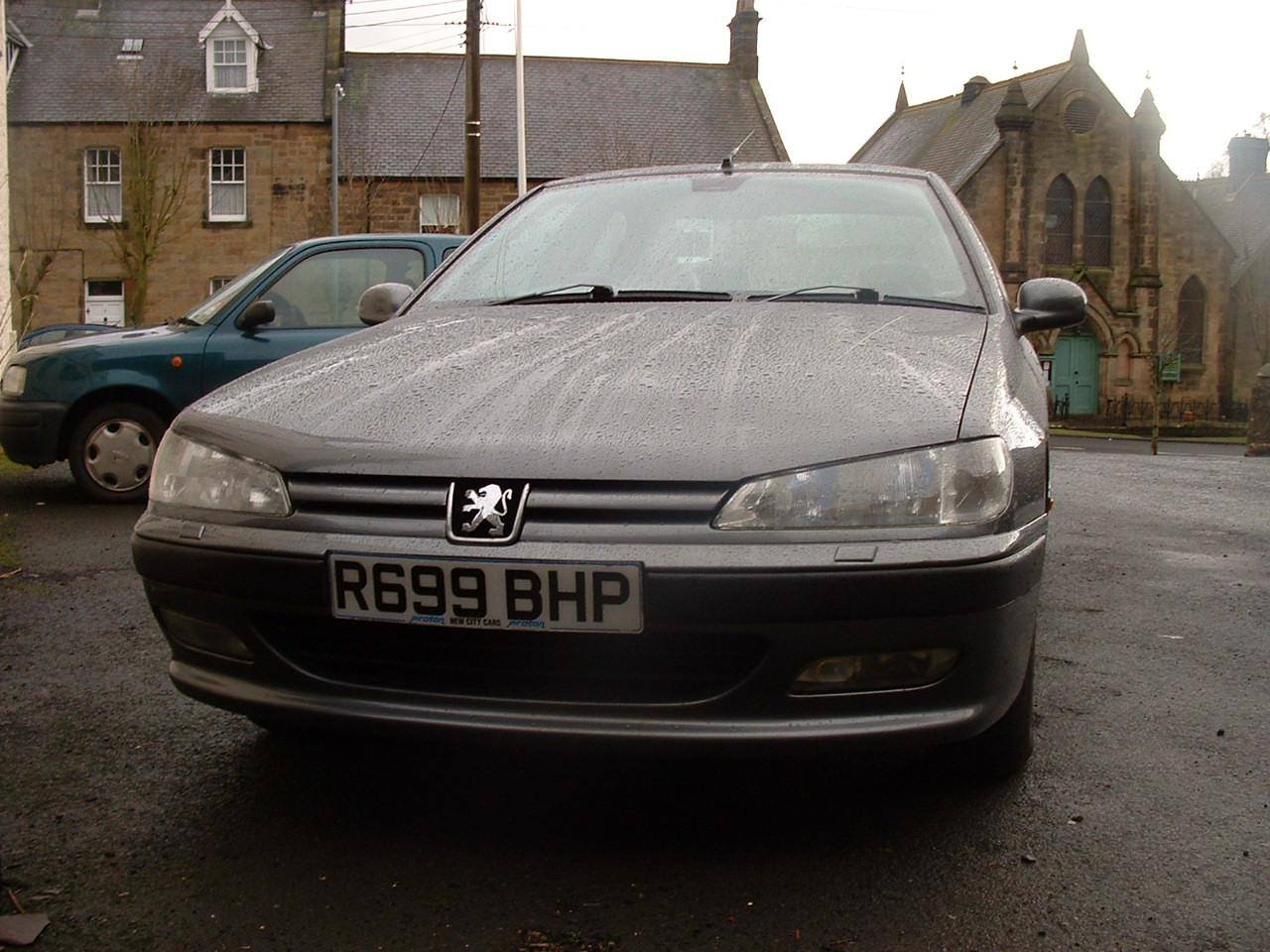 Another HimBigChief1979 1998 Peugeot 406 post... - 13871373
