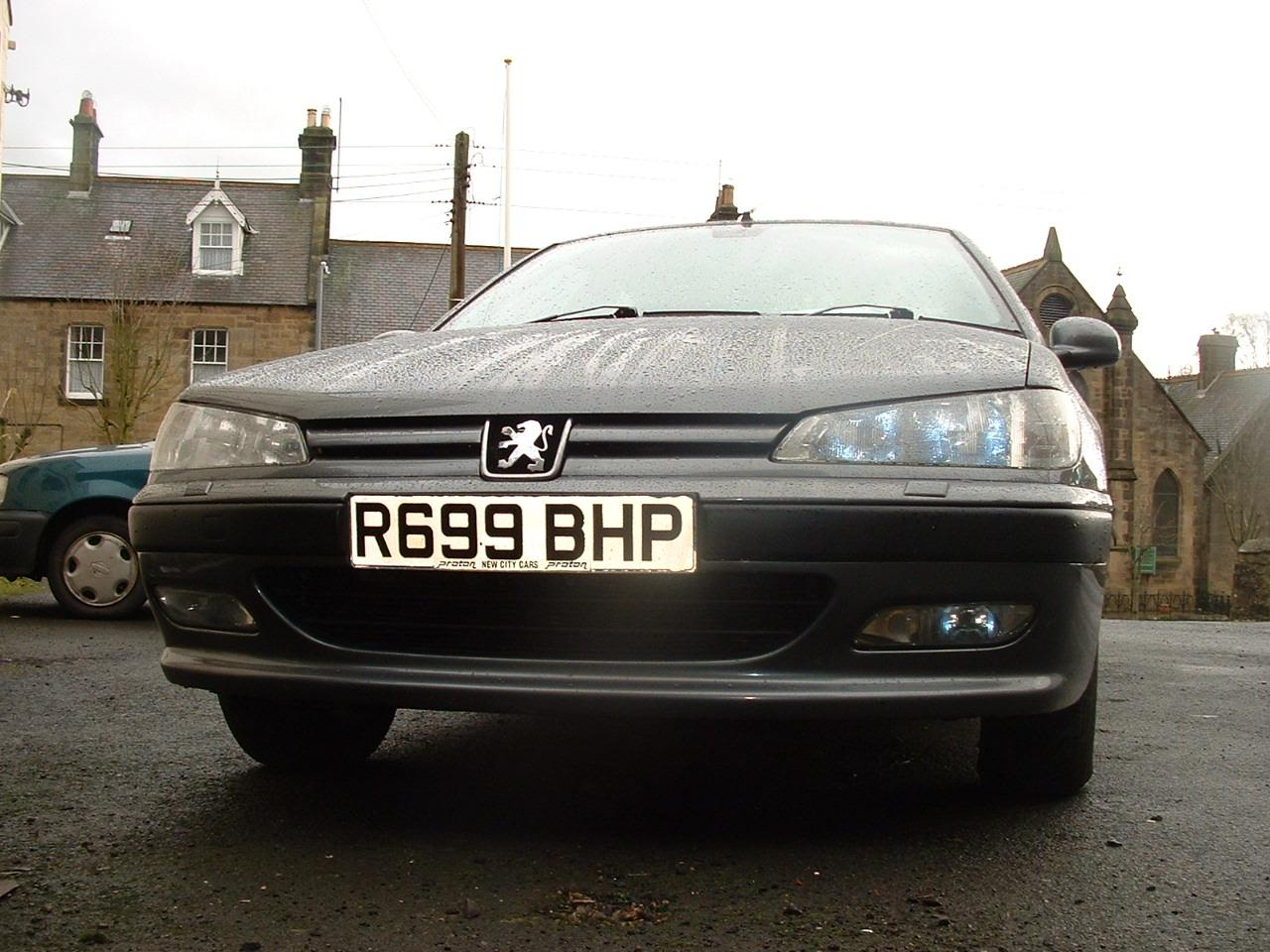 Another HimBigChief1979 1998 Peugeot 406 post... - 13871374