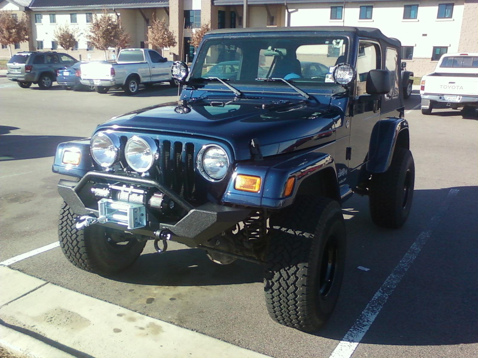 Another csmaynard 2006 Jeep Wrangler post... - 13869100