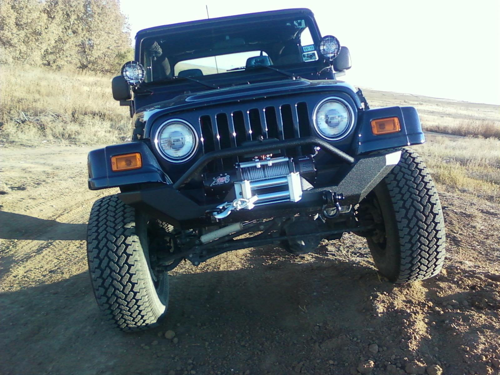 Another csmaynard 2006 Jeep Wrangler post... - 13869101