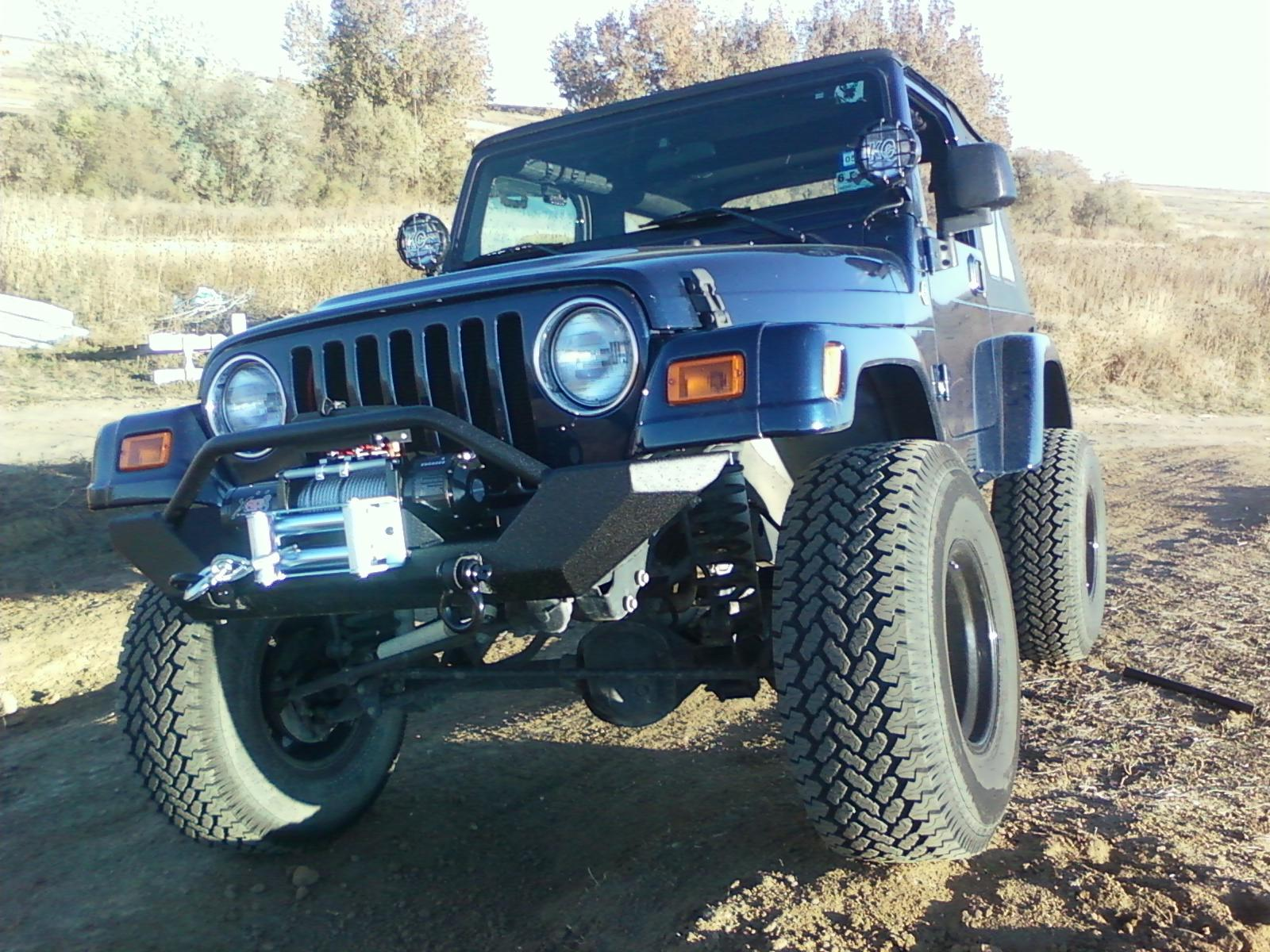 Another csmaynard 2006 Jeep Wrangler post... - 13869102