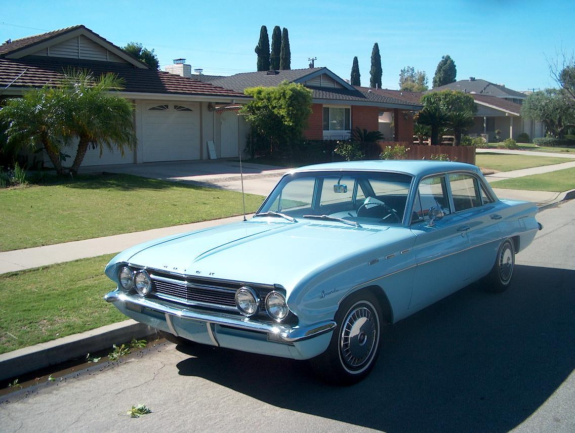 1962 Buick Special Deluxe