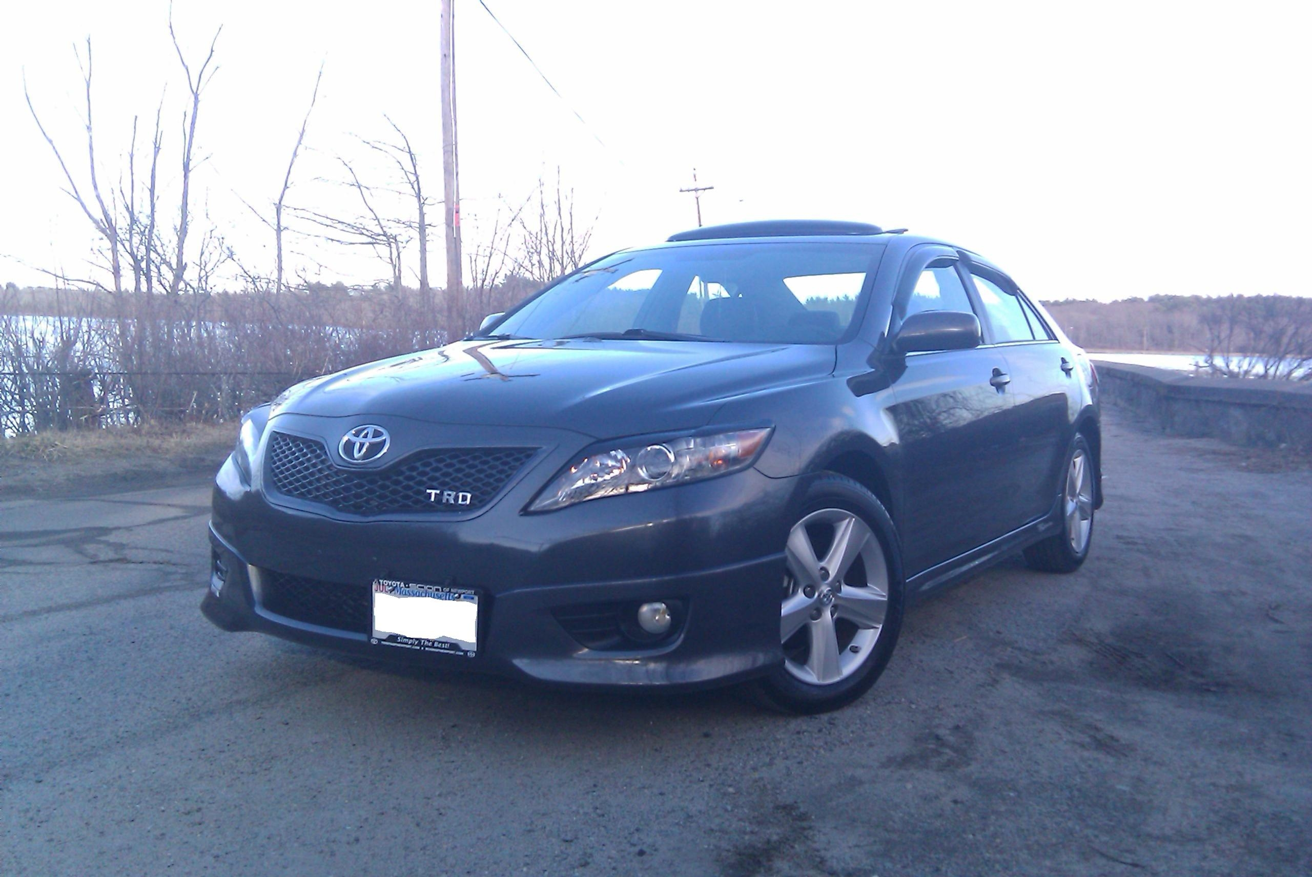 mrtrd103 2010 Toyota Camry Specs s Modification Info at CarDomain
