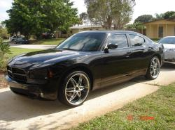 JoeyJames321 2008 Dodge Charger