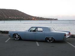 Coconut-Kids 1962 Lincoln Continental