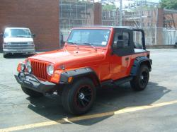 frndshp_clsscss 1997 Jeep Wrangler