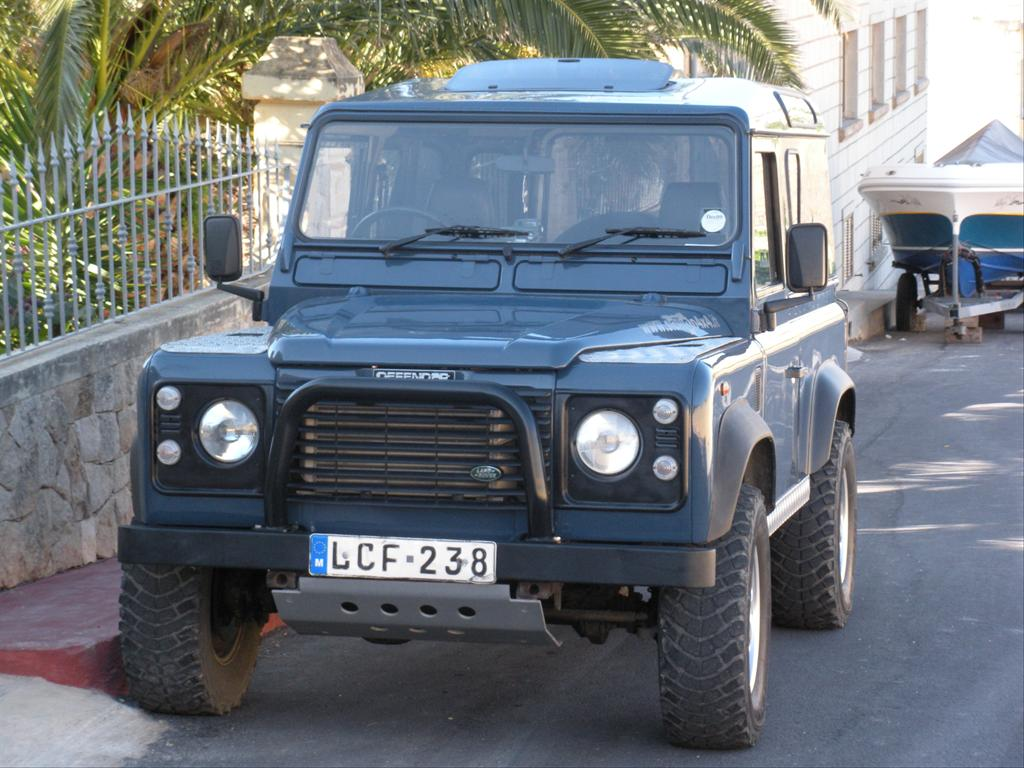 1998 land rover defender 110