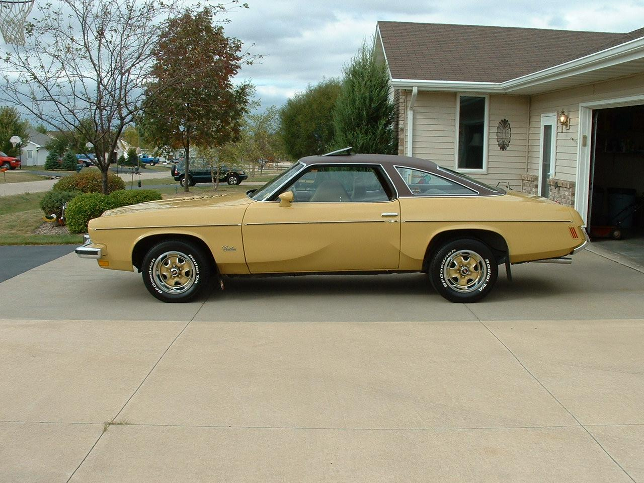 73rocketship 1973 oldsmobile cutlass salon specs photos