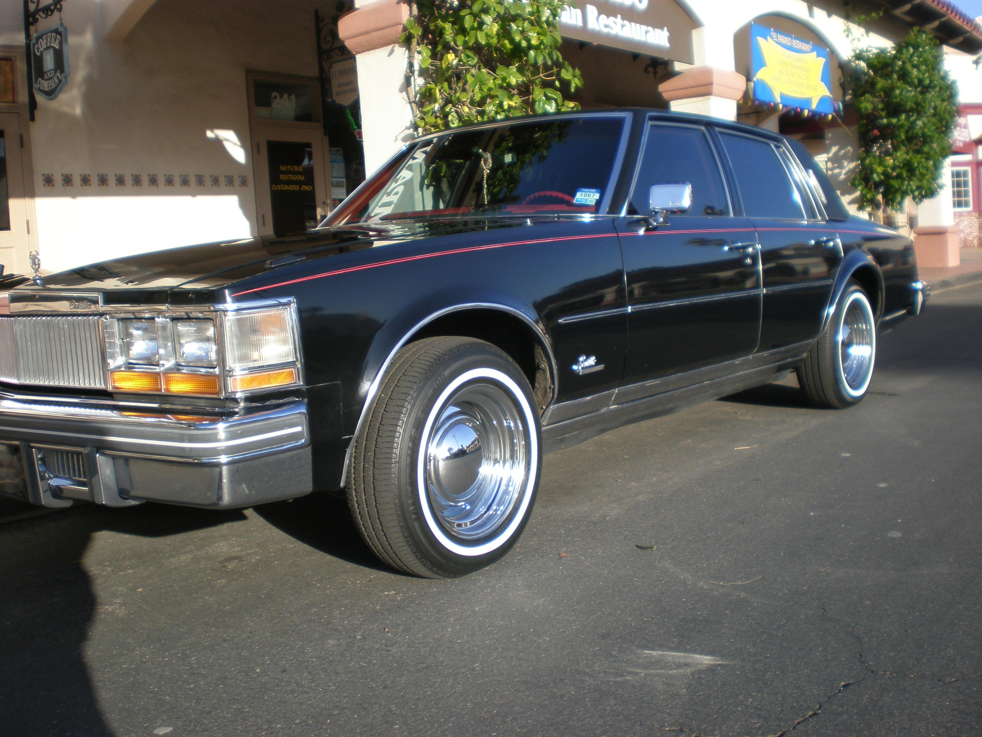 Another rauls1936olds 1979 Cadillac Seville post... - 13875507