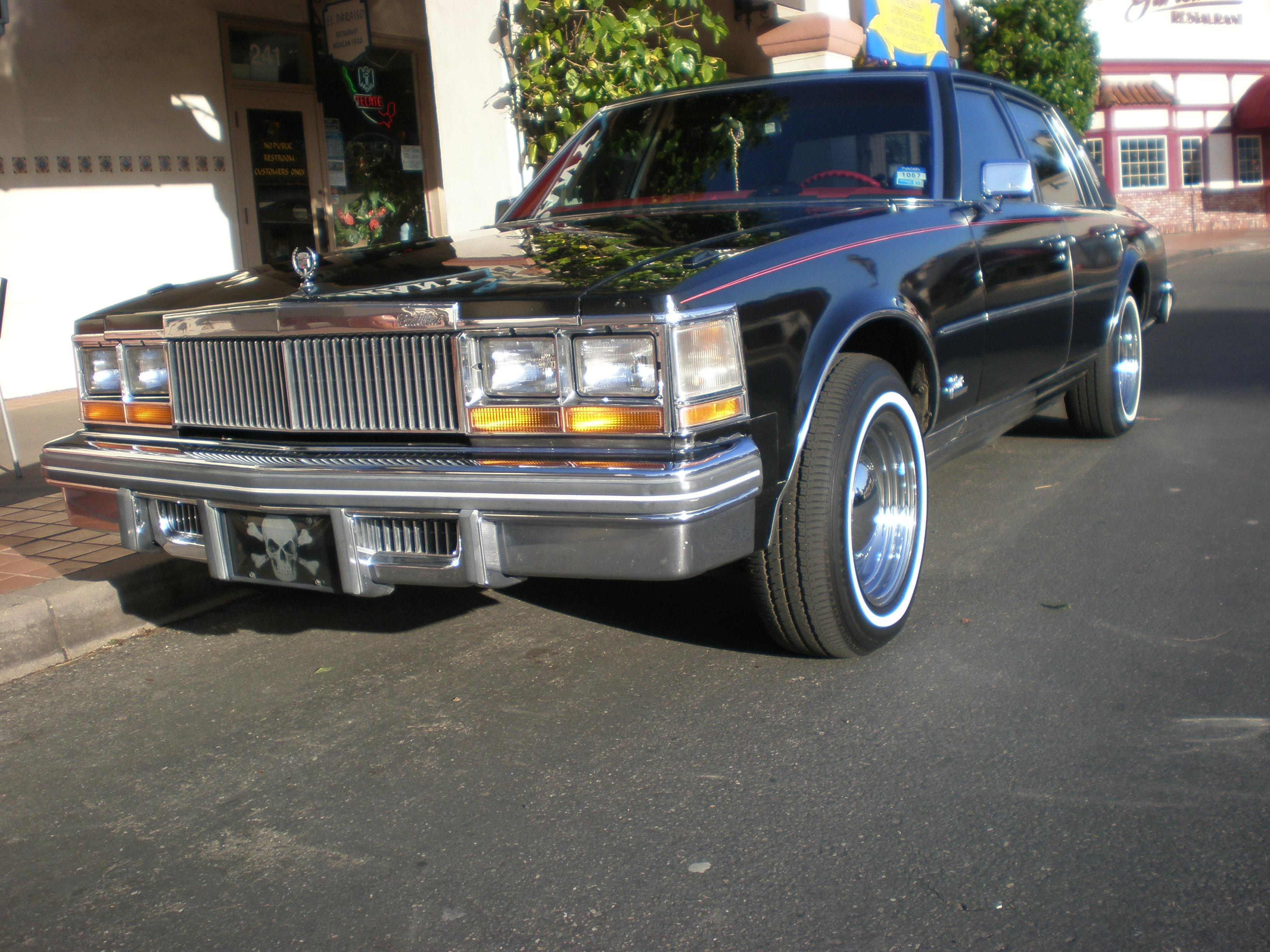 Another rauls1936olds 1979 Cadillac Seville post... - 13875508