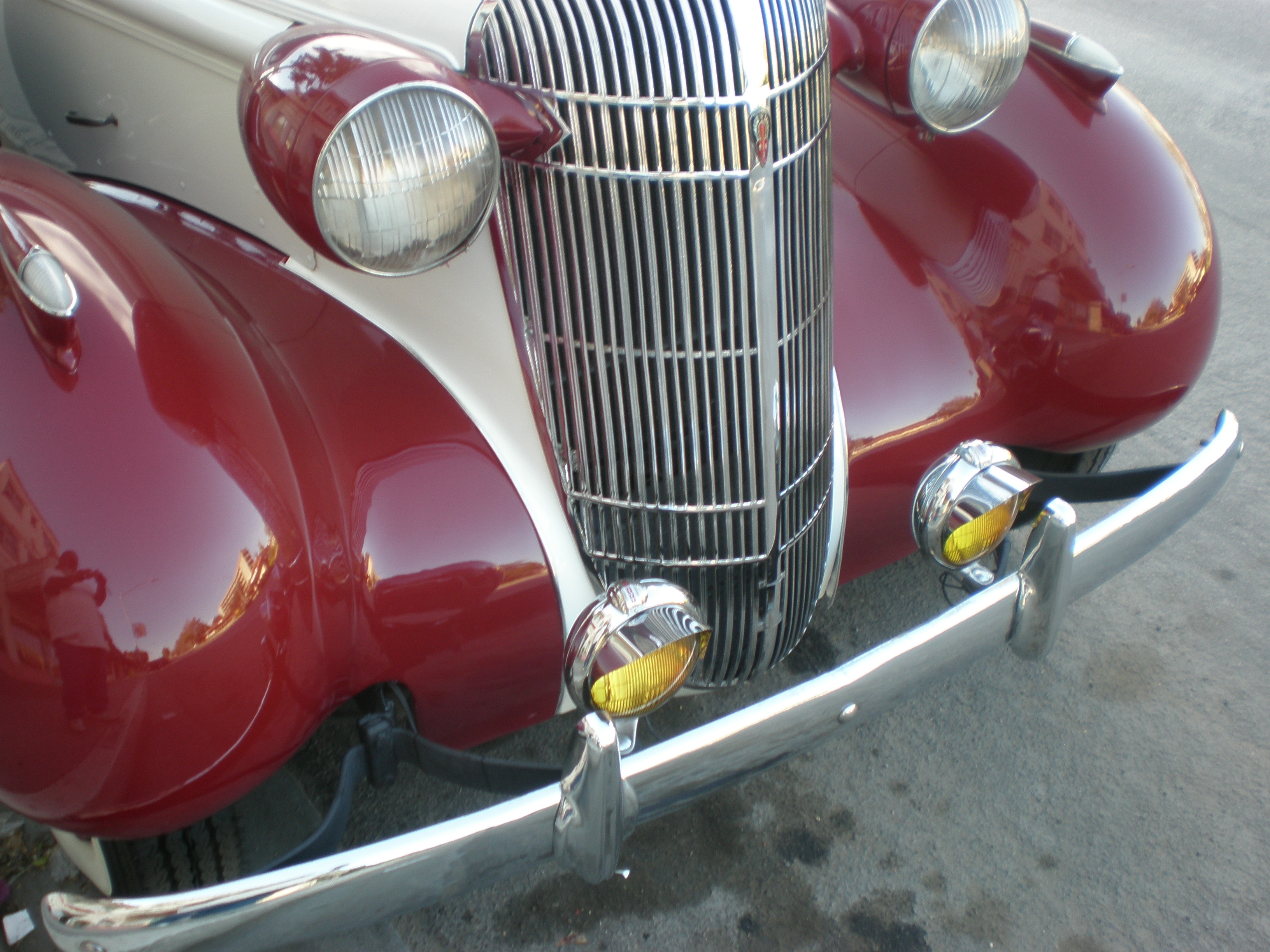 Another rauls1936olds 1936 Oldsmobile Touring Sedan post... - 13875558