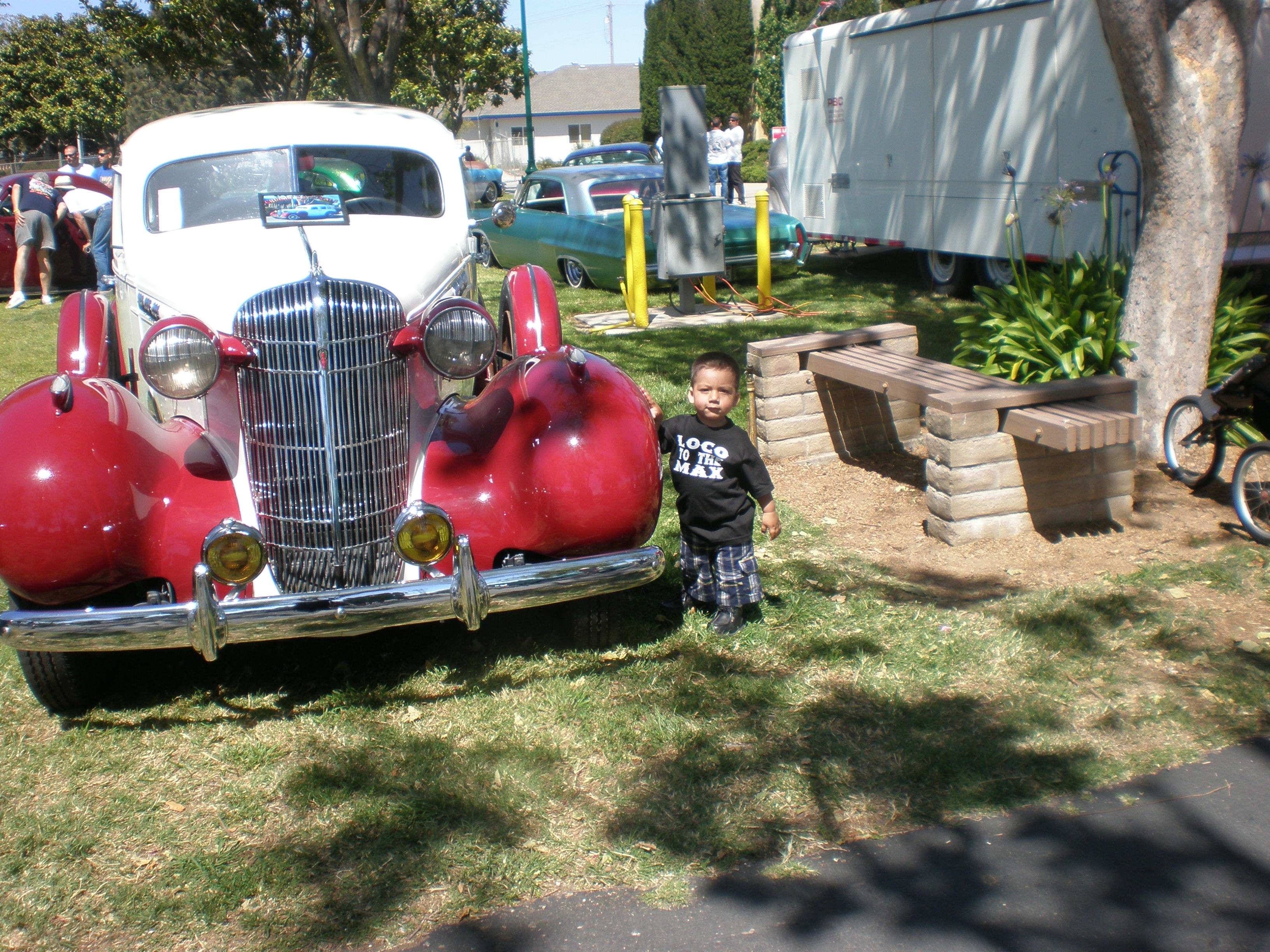 Another rauls1936olds 1936 Oldsmobile Touring Sedan post... - 13875561
