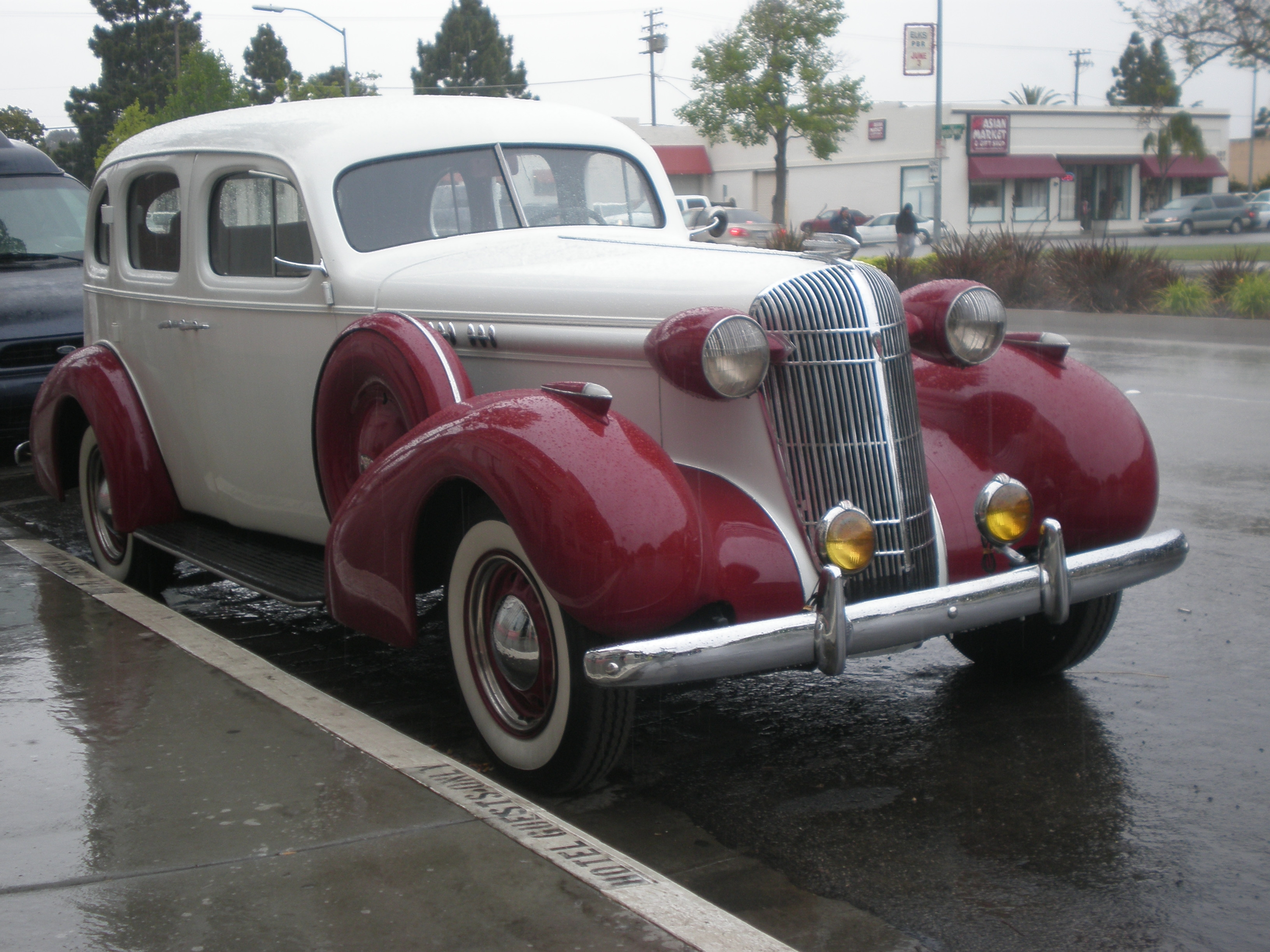 Another rauls1936olds 1936 Oldsmobile Touring Sedan post... - 13875562