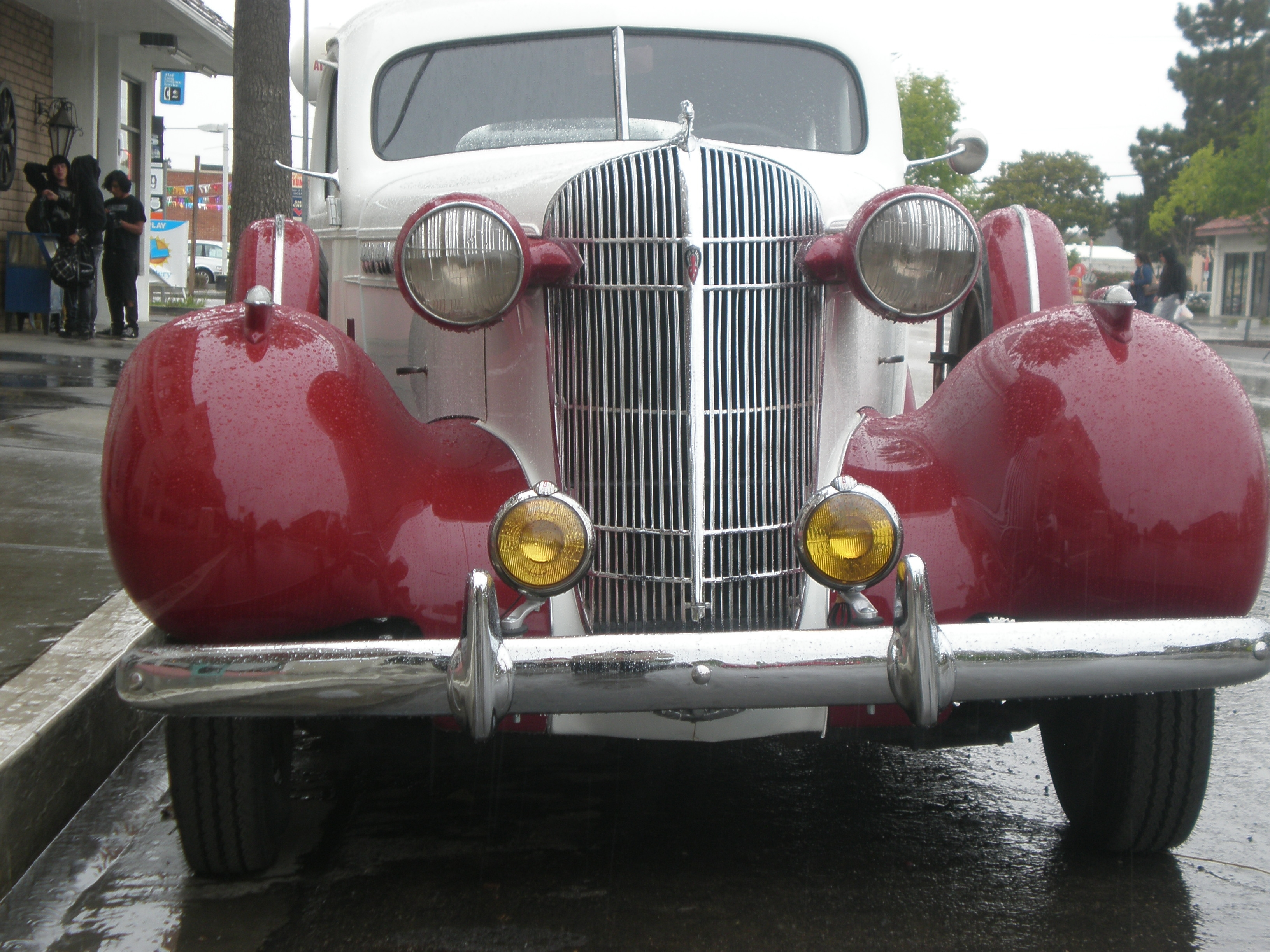 Another rauls1936olds 1936 Oldsmobile Touring Sedan post... - 13875563