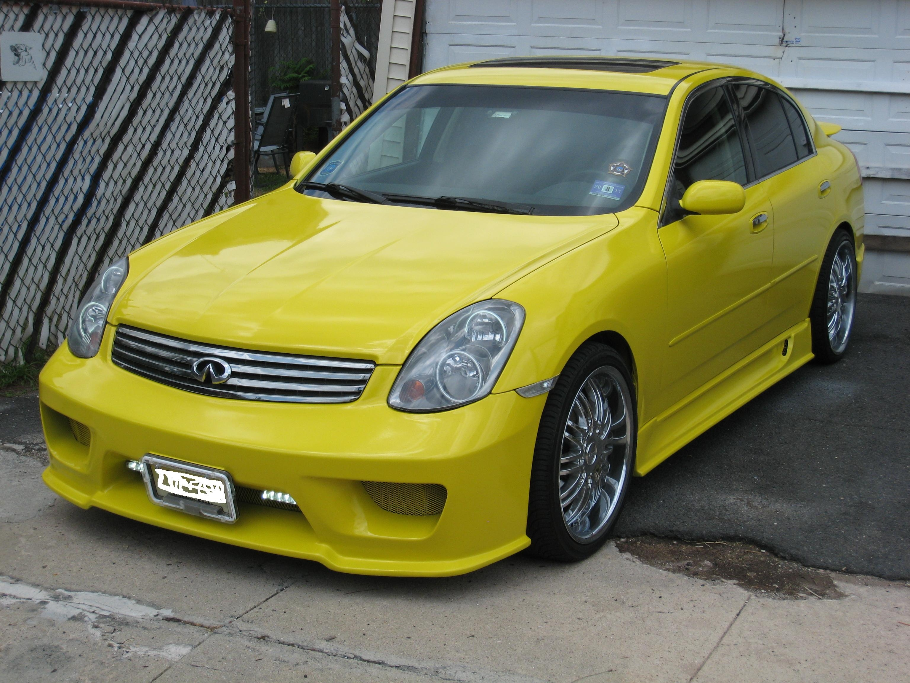 Another lesgride 2004 Infiniti G post... - 13873801