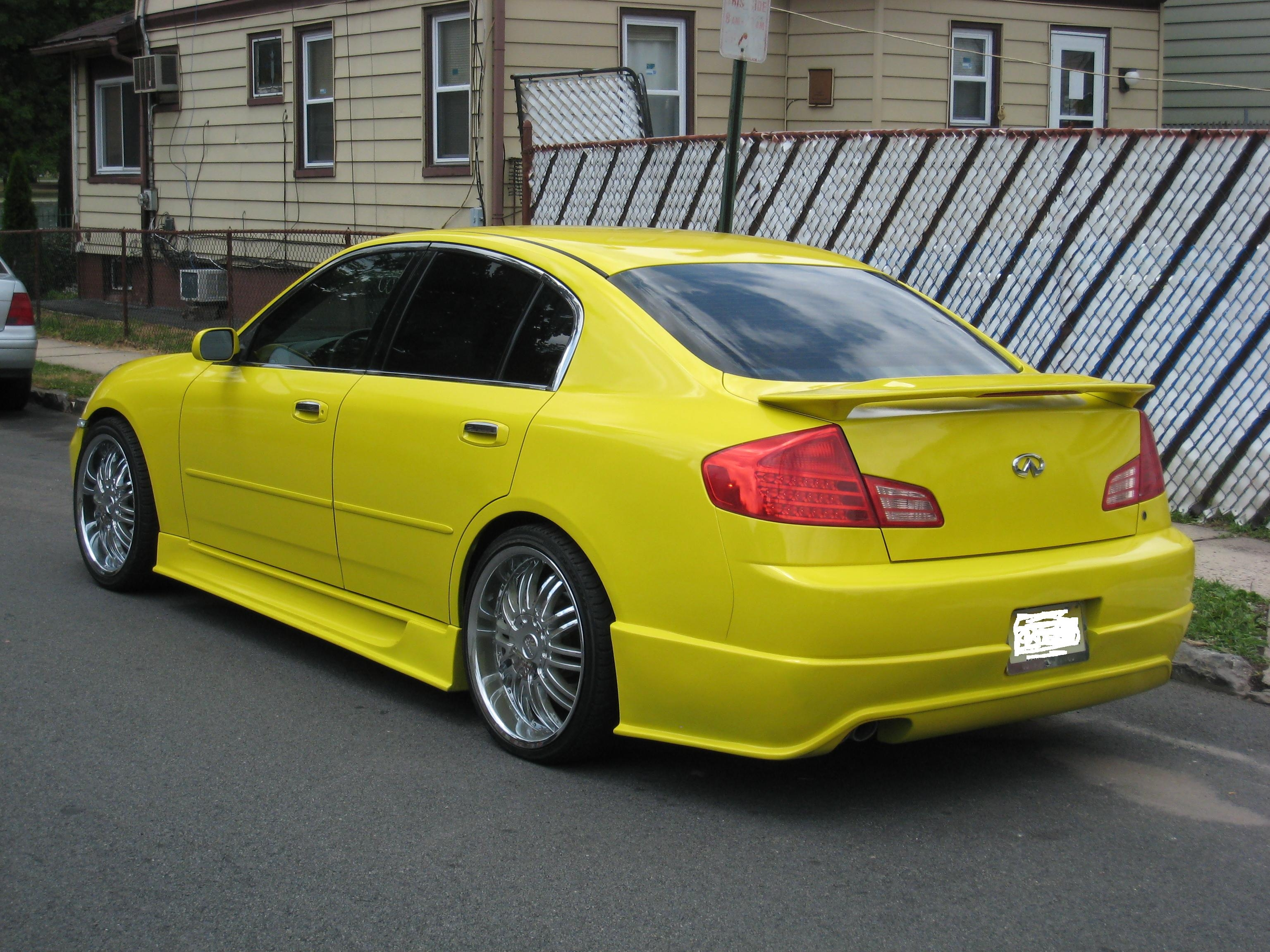 Another lesgride 2004 Infiniti G post... - 13873806