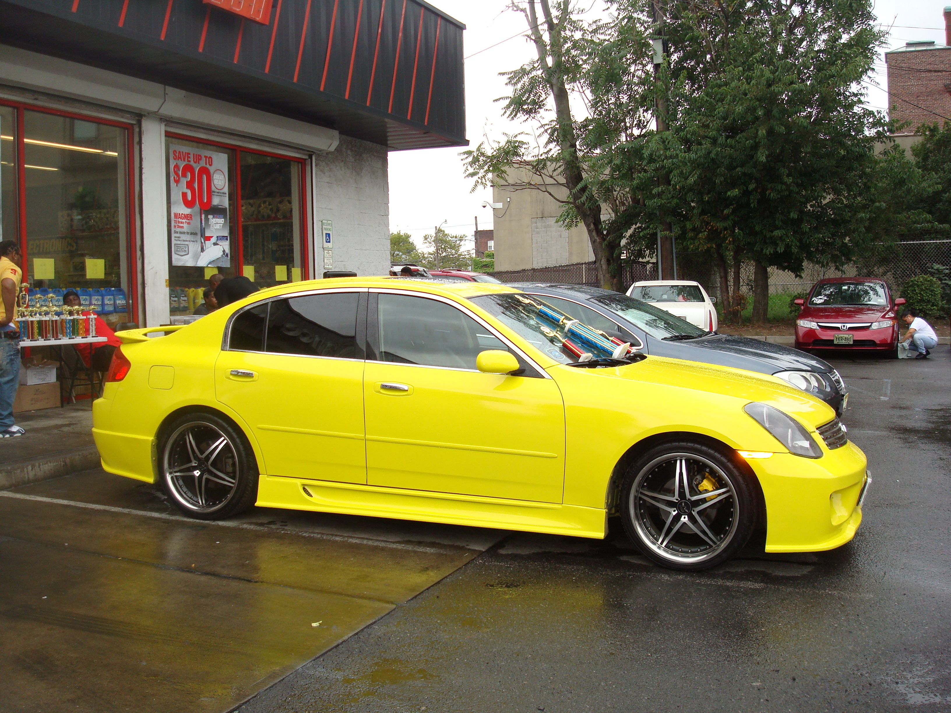 Another lesgride 2004 Infiniti G post... - 13873809