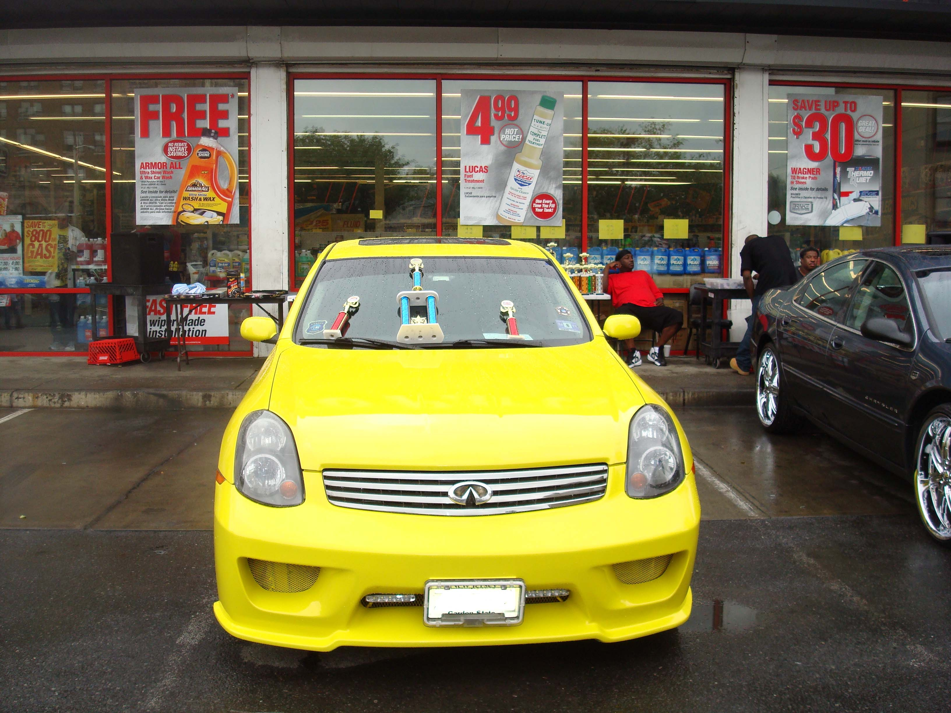 Another lesgride 2004 Infiniti G post... - 13873810