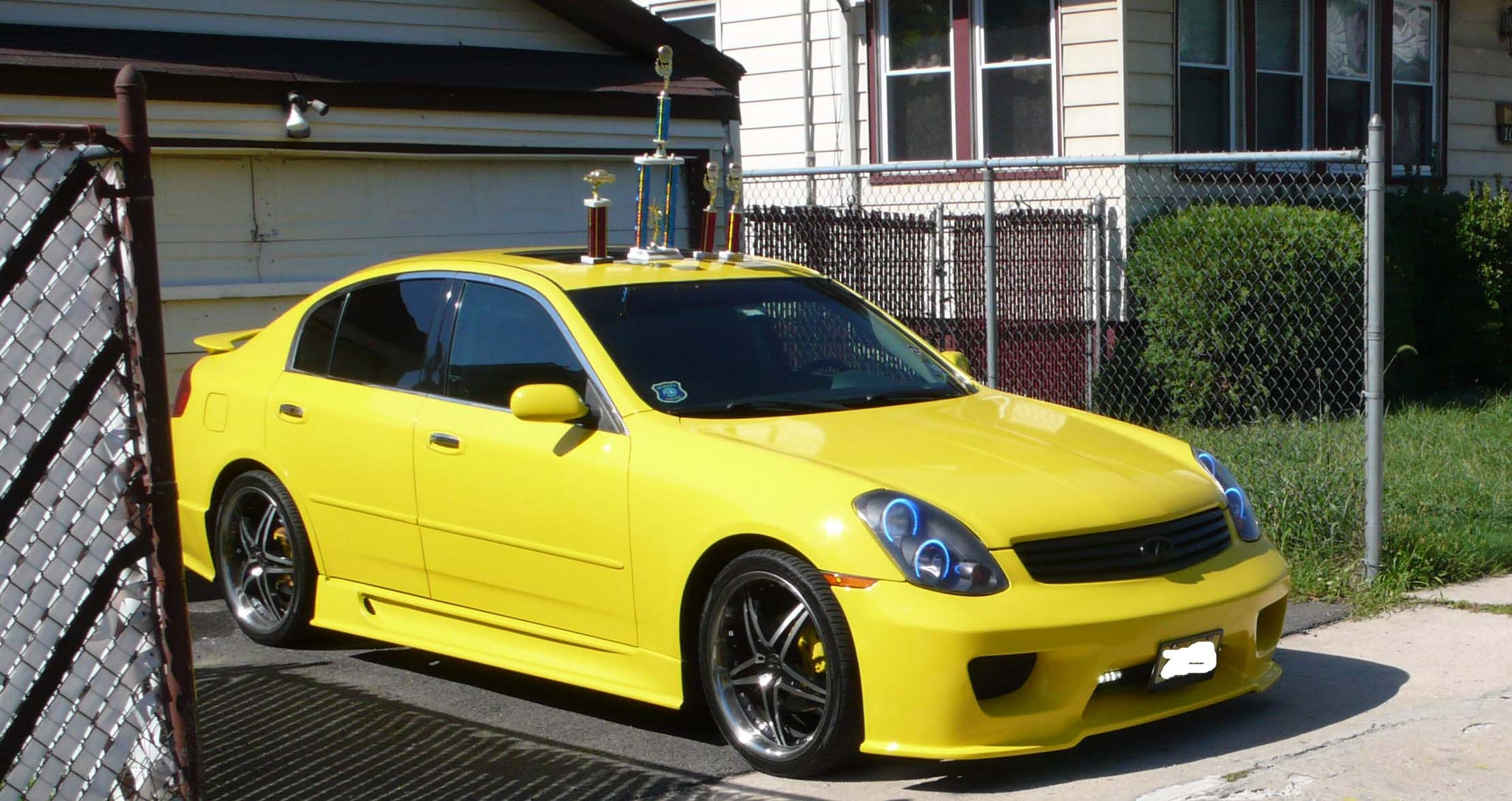 Another lesgride 2004 Infiniti G post... - 13873812