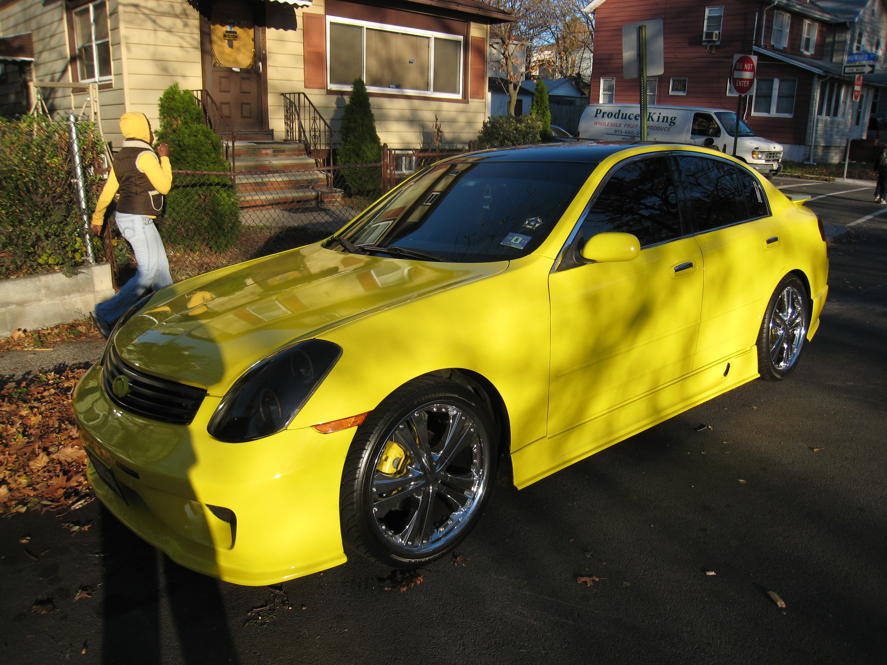 Another lesgride 2004 Infiniti G post... - 13873838