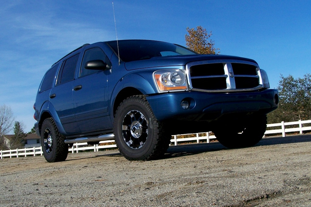 Dale Gribble 2005 Dodge Durango Specs Photos