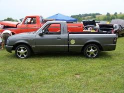 Harly Rangers 1998 Ford Ranger Regular Cab