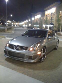 HG35ICs 2004 Infiniti G