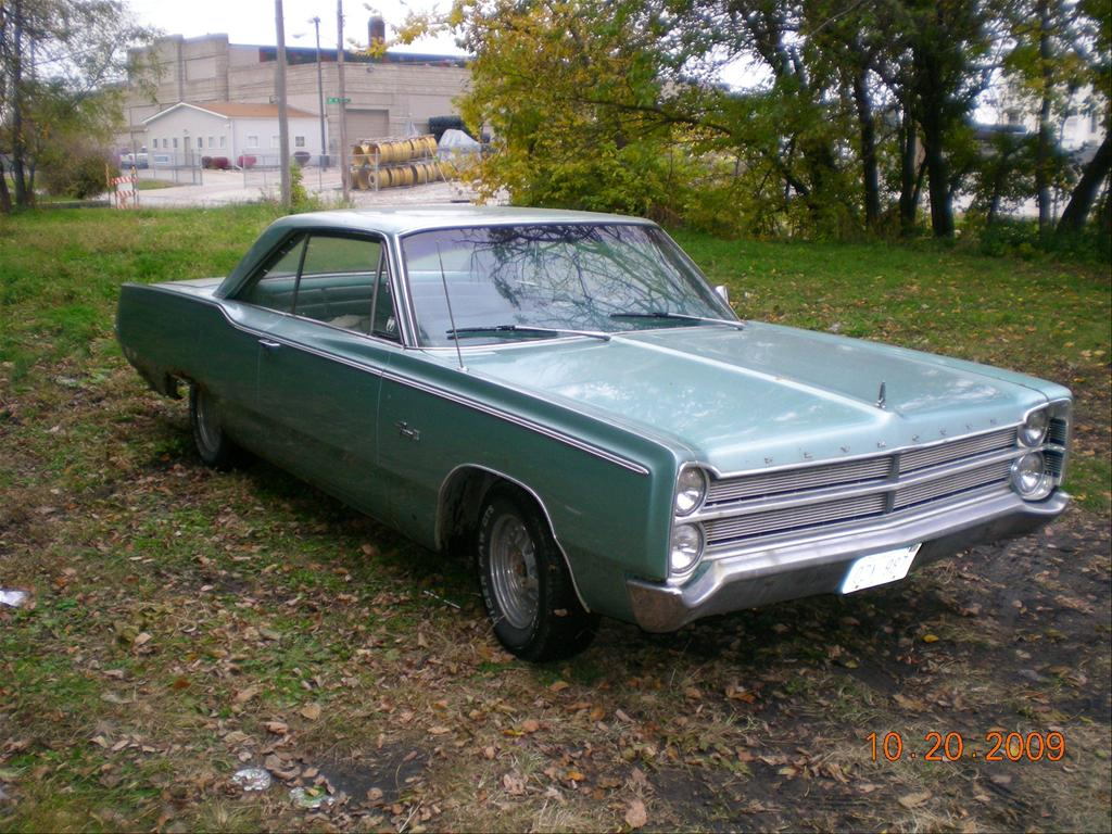 somalost's 1967 Plymouth Fury