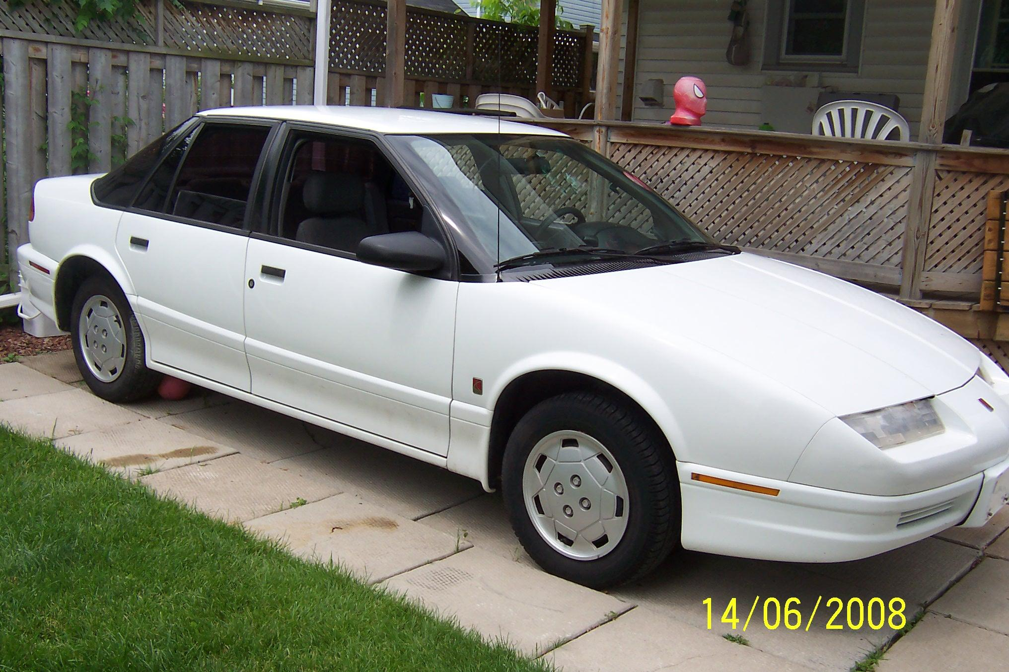 chevroletcavy 1994 Saturn S-Series