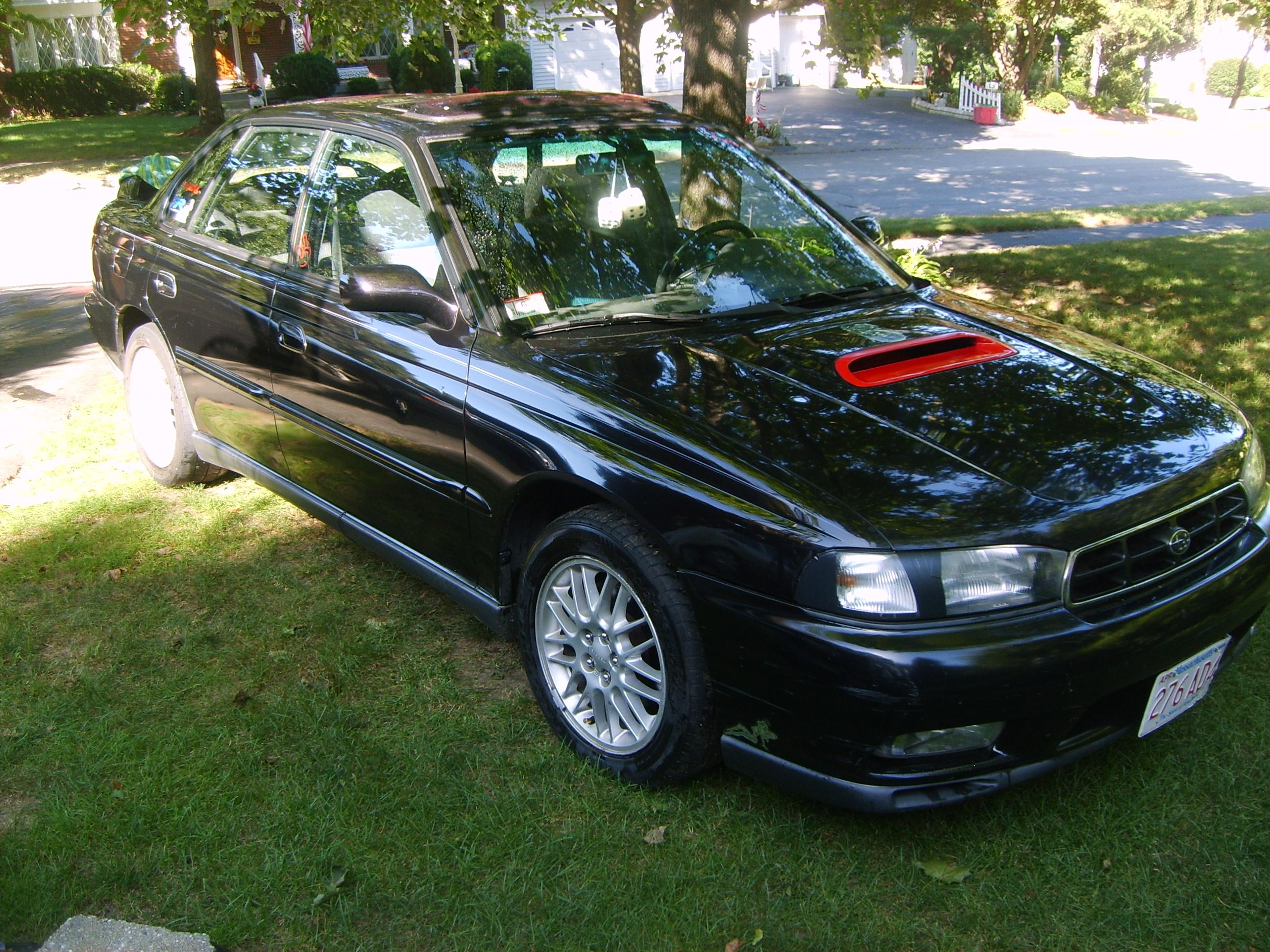 blackknight99 1997 Subaru Legacy