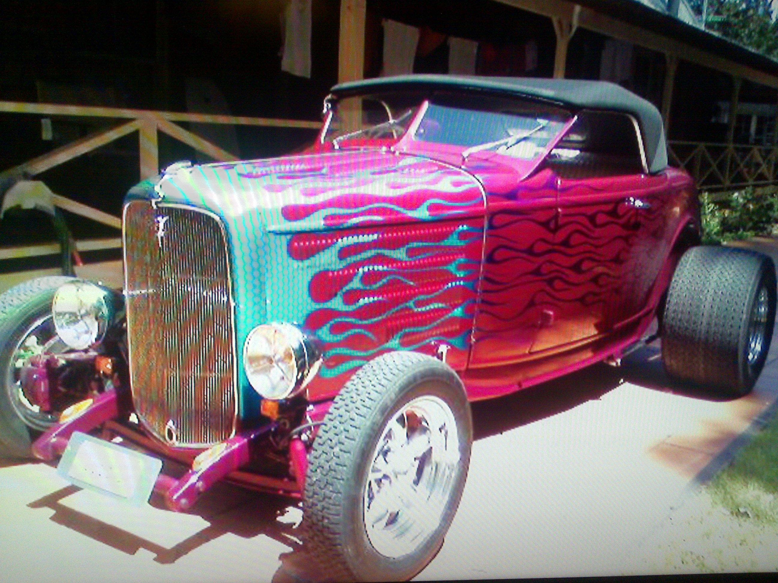 Another Gazza88 1932 Ford Roadster post... - 13877735