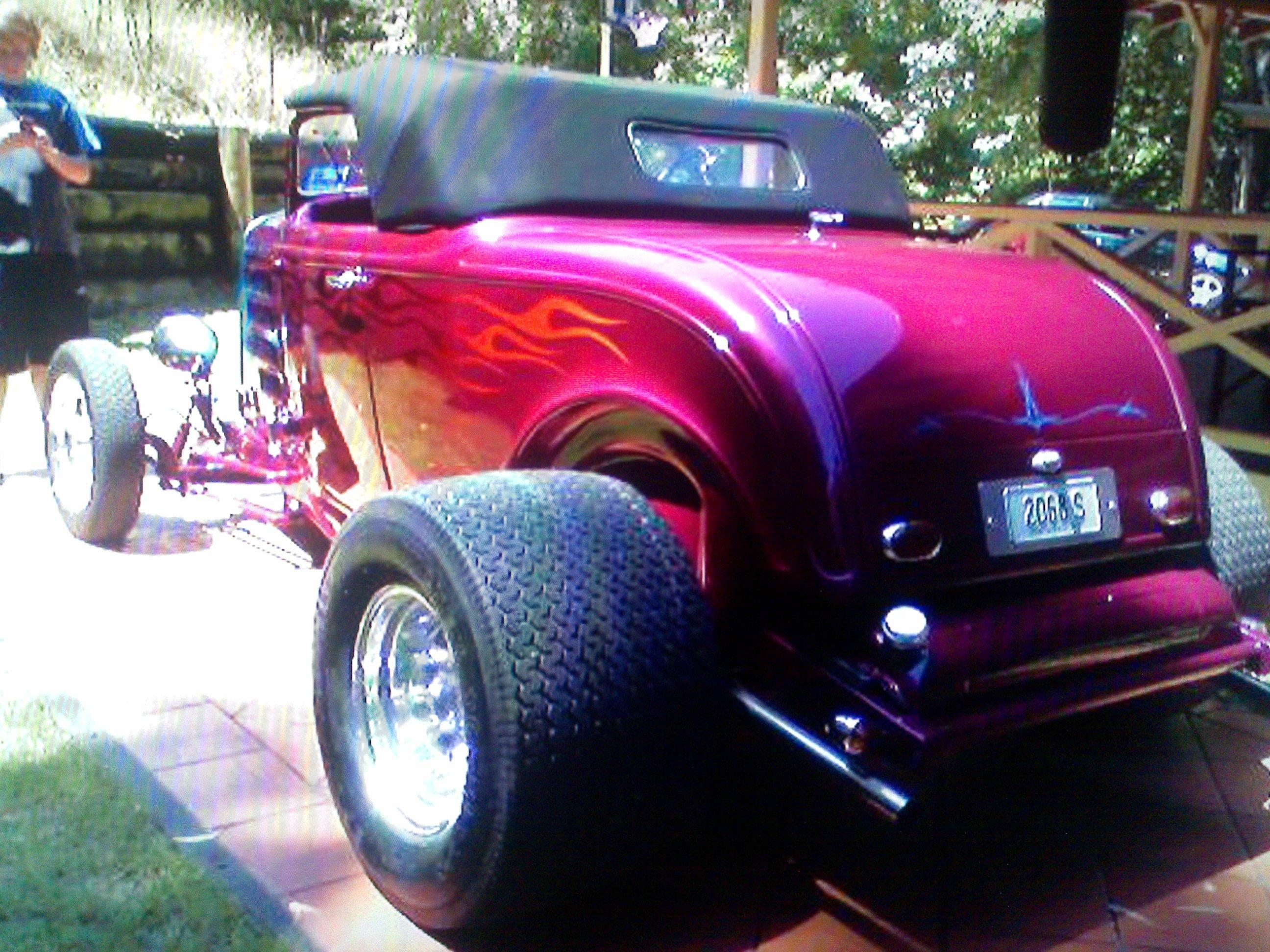 Another Gazza88 1932 Ford Roadster post... - 13877737