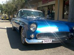 Gazza88s 1956 Ford Thunderbird