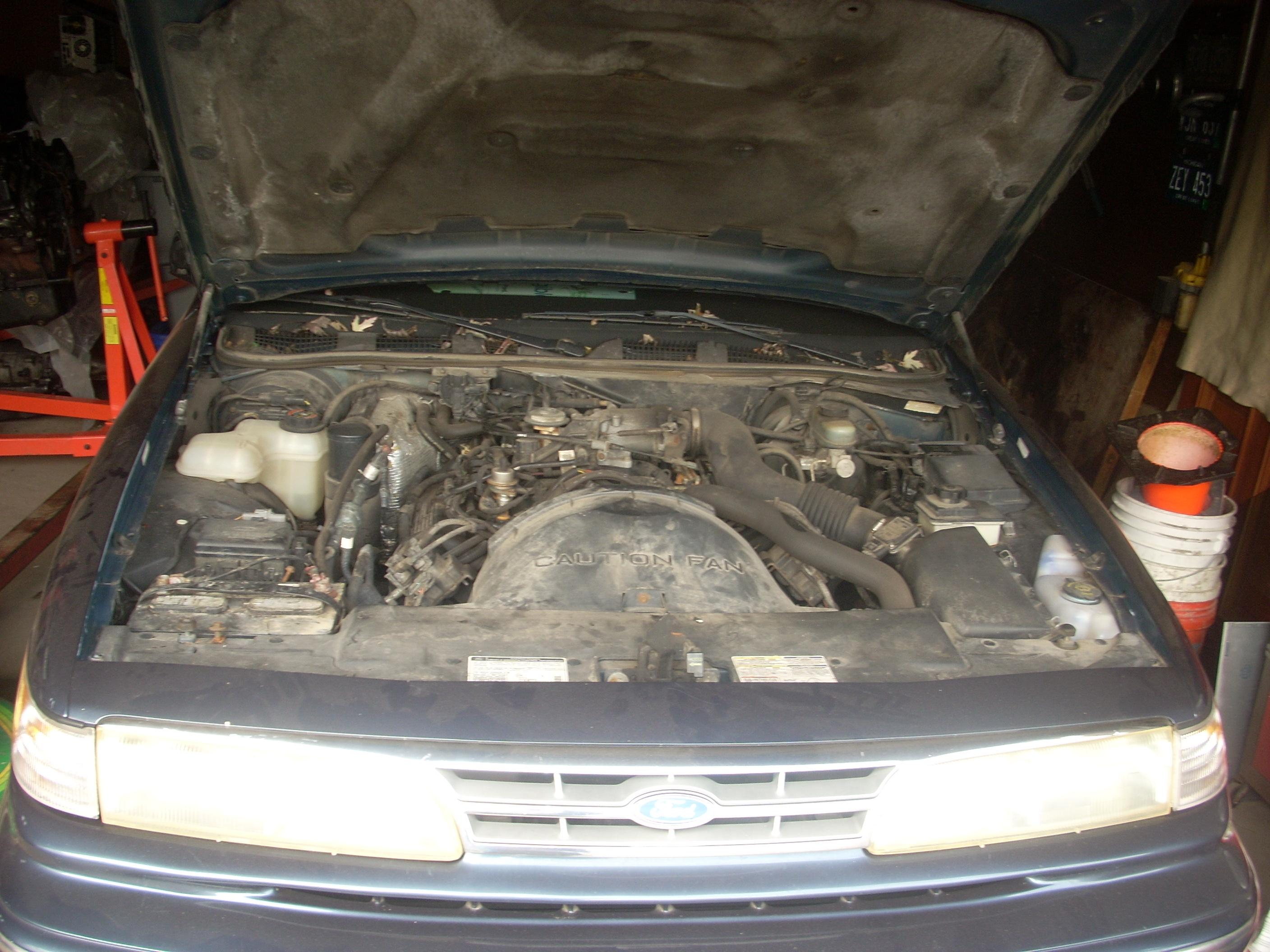 Another theredlineboss 1997 Ford Crown Victoria post... - 13878246