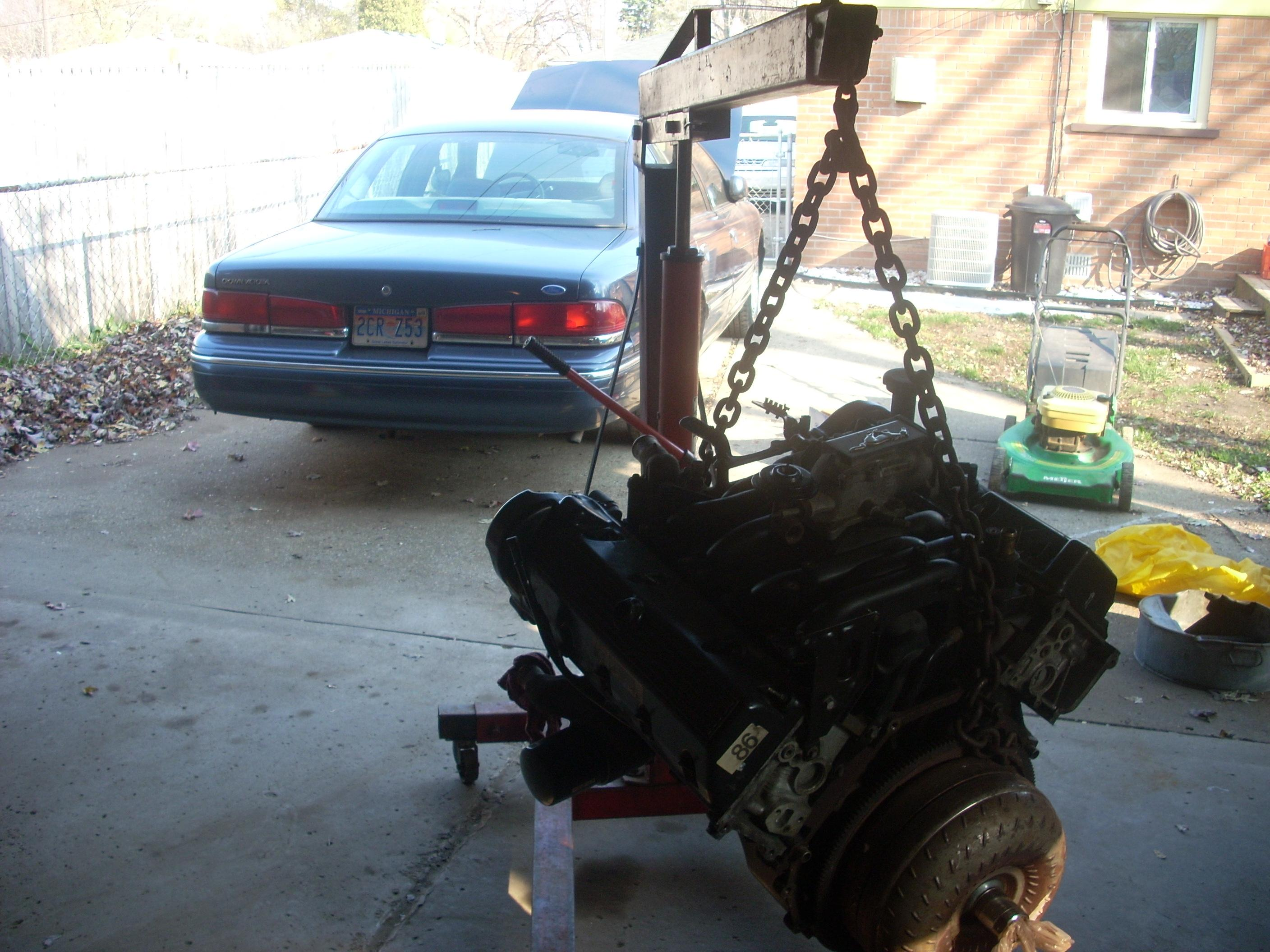 Another theredlineboss 1997 Ford Crown Victoria post... - 13878256