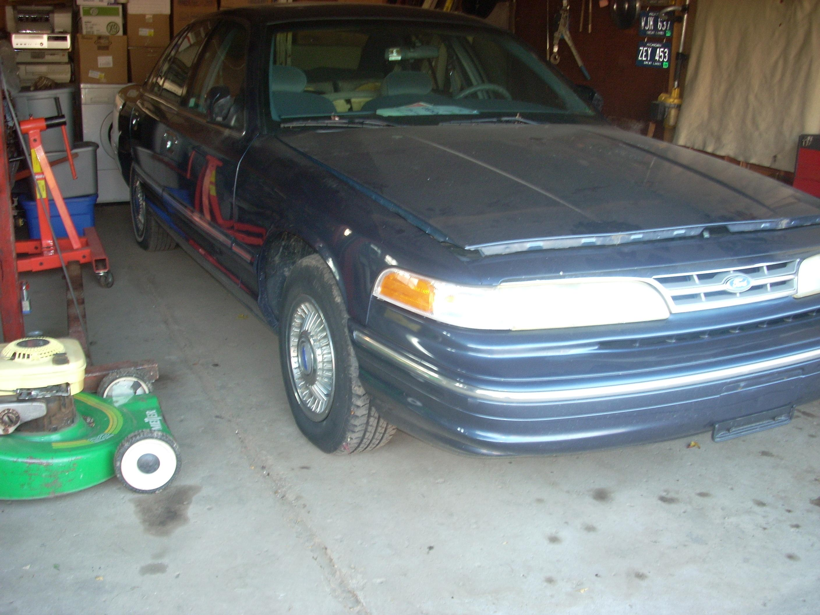 Another theredlineboss 1997 Ford Crown Victoria post... - 13878258
