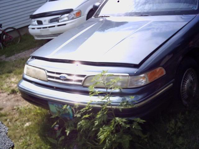 Another theredlineboss 1997 Ford Crown Victoria post... - 13878265