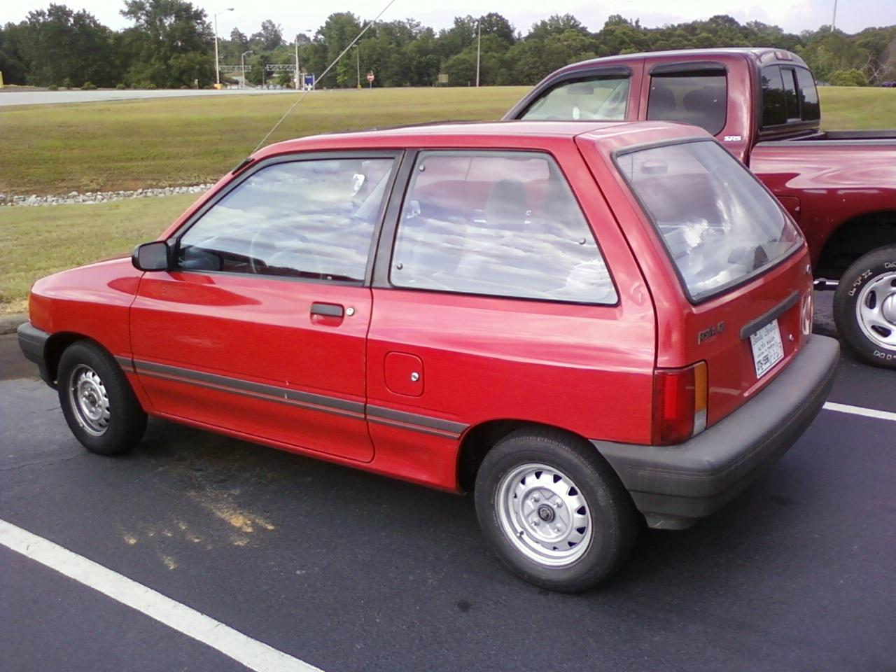 Dr1ver 1988 Ford Festiva Specs Photos Modification Info At Cardomain