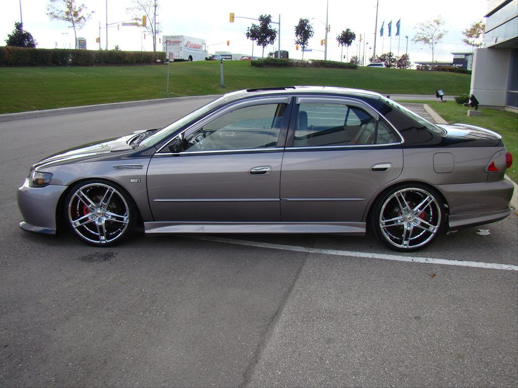Udwanit2 S 2001 Honda Accord In Mississauga On