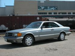 AffordableClasix 1987 Mercedes-Benz 560SEL