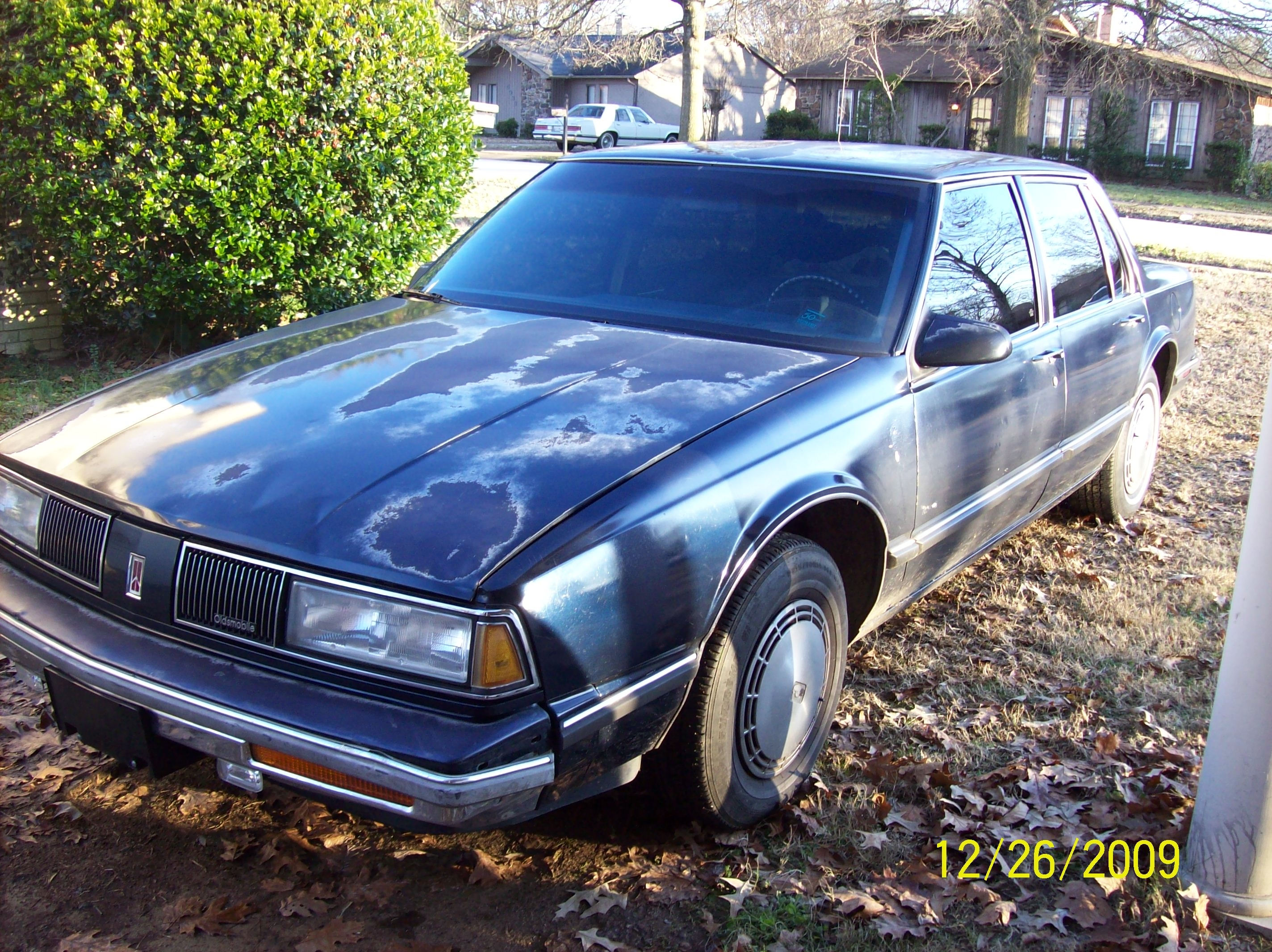 Another Blazer0n22s 1989 Oldsmobile 88 post... - 13880673